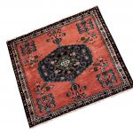 Rusty Red Small Afshar Persian Rug for sale DR4211-5201