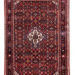Small Handmade Persian Rug for sale Hoseinabad 1×1.5m rug DR216-5175