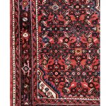 Small Handmade Persian Rug for sale Hoseinabad 1×1.5m rug DR216-5176