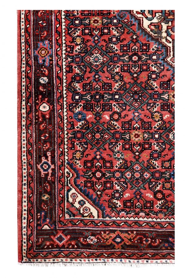 Small Handmade Persian Rug for sale Hoseinabad 1x1.5m rug DR216-5176