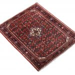 Small Handmade Persian Rug for sale Hoseinabad 1×1.5m rug DR216-5203