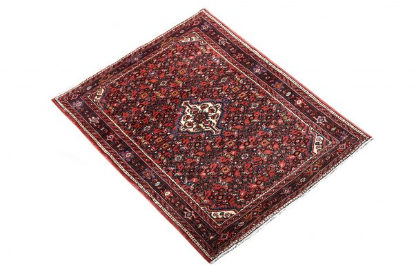 Small Handmade Persian Rug for sale Hoseinabad 1x1.5m rug DR216-5203
