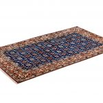50 Years Old Hand Knotted Persian Rug – Varamin DR468-5222