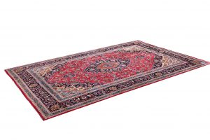 8 x 11 feet high-density Mashad Persian Rug for sale DR114-5342