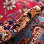 8 x 11 feet high-density Mashad Persian Rug for sale DR114-5346