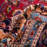 Antique Hand-knotted Mashad carpet for sale DR192-5349