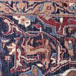 Antique Hand-knotted Mashad carpet for sale DR192-5356