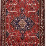 Antique Persian Rug for sale, Malayer Rug DR443-5326