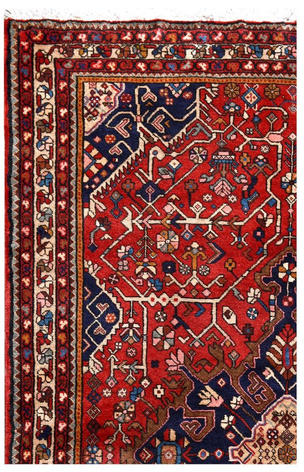 Antique Persian Rug for sale, Malayer Rug DR443-5328