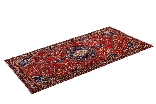 Antique Persian Rug for sale, Malayer Rug DR443-5329
