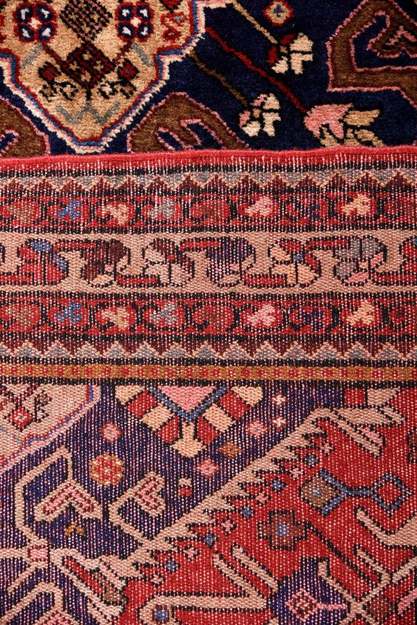 Antique Persian Rug for sale, Malayer Rug DR443-5331