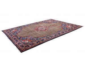 Brown koliai handmade Persian Rug for sale DR-357-5215
