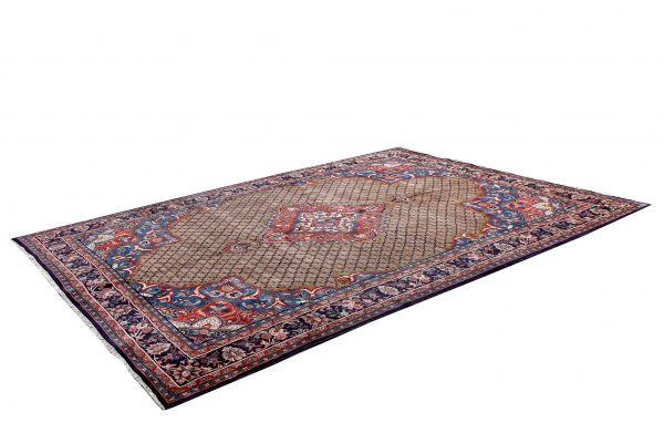 Brown koliai handmade Persian Rug for sale DR-357-5215
