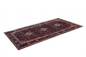 Dark blue Malayer Rug, 5x10 feet Persian Rug DR445-5240