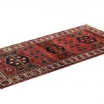 Hand knotted Korramabad Rug-Lori Rug-DR440-5278