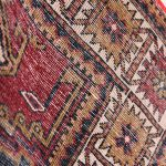 Hand knotted Korramabad Rug-Lori Rug-DR440-5281
