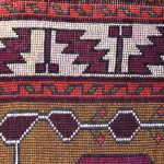 Tribal Hand-knotted Lori Rug, Khoramabad Rug-DR441-5265