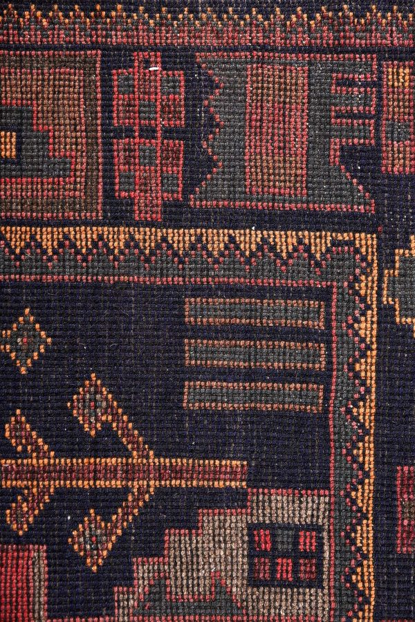 Tribal Handmade Lori Carpet for sale DR439-5316