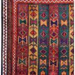 Tribal Lori Persian rug for sale, Khoramabad Rug-DR442-5249