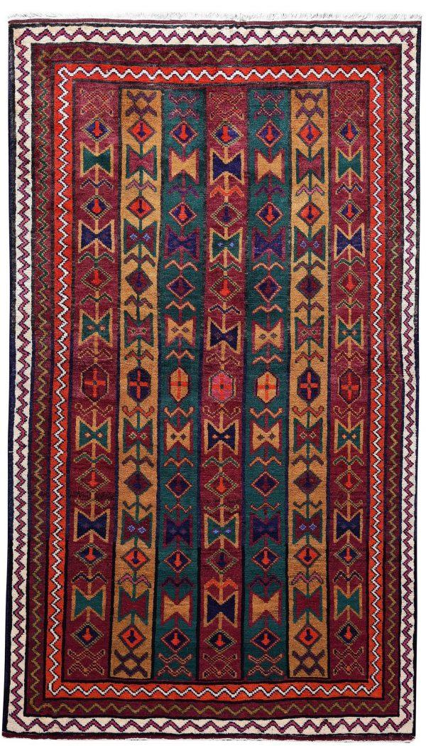 Tribal Lori Persian rug for sale, Khoramabad Rug-DR442-5250