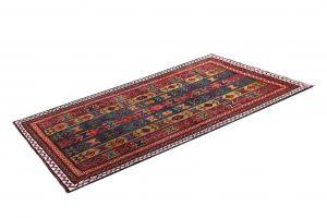 Tribal Lori Persian rug for sale, Khoramabad Rug-DR442-5253