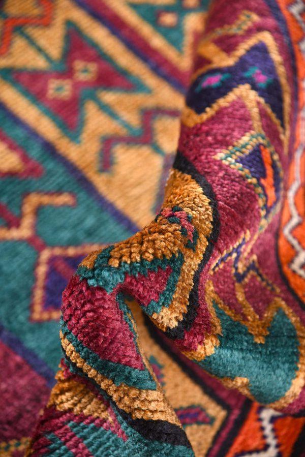 Tribal Lori Persian rug for sale, Khoramabad Rug-DR442-5255