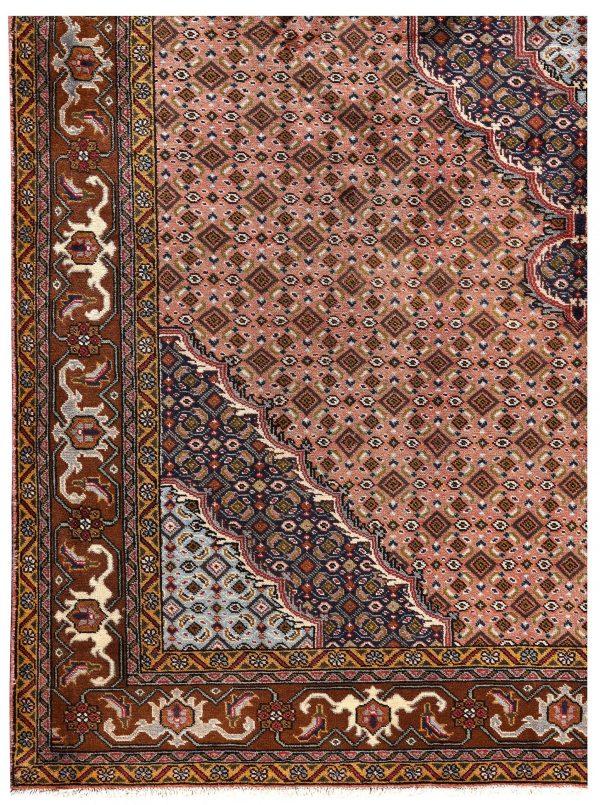 2x3 Meter Ardabil Rug - Mahi Design Persian Carpet-DR462-5447