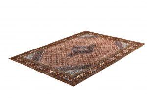 2x3 Meter Ardabil Rug - Mahi Design Persian Carpet-DR462-5448