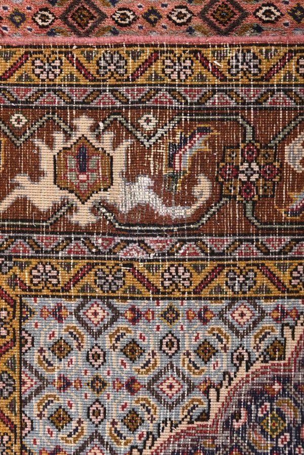 2x3 Meter Ardabil Rug - Mahi Design Persian Carpet-DR462-5449