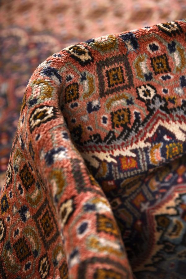 2x3 Meter Ardabil Rug - Mahi Design Persian Carpet-DR462-5452