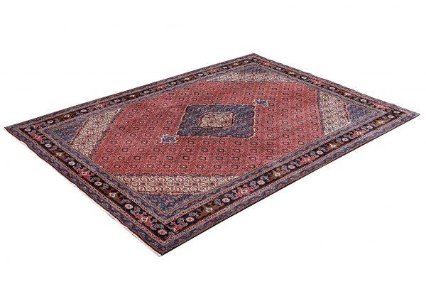 2x3 Meter Red Ardabil Persian Carpet-DR452-5432