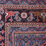 2×3 Meter Red Ardabil Persian Carpet-DR452-5433