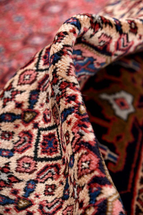 2x3 Meter Red Ardabil Persian Carpet-DR452-5439