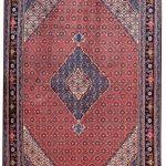 2×3 Meter Red Ardabil Persian Carpet-DR452-5443