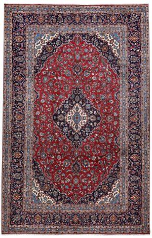 8 x 12 Feet Kashan Persian Carpet DR450-5468