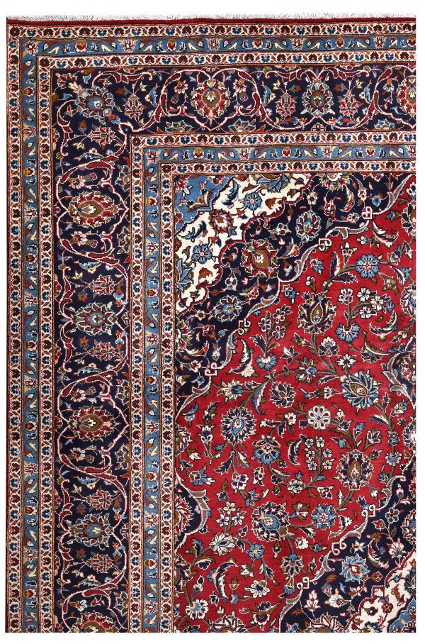 8 x 12 Feet Kashan Persian Carpet DR450-5469