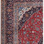 8 x 12 Feet Kashan Persian Carpet DR450-5469