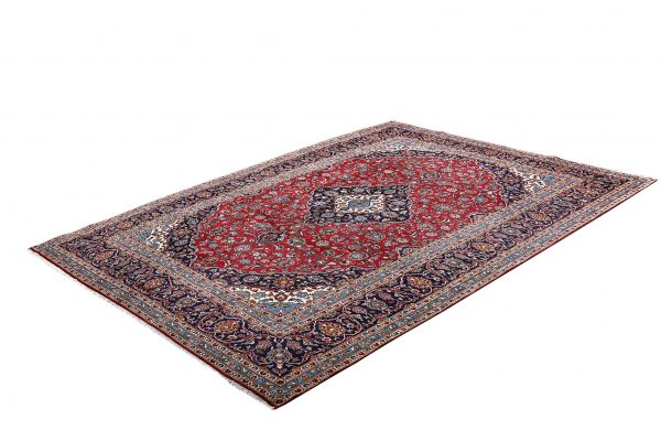 8 x 12 Feet Kashan Persian Carpet DR450-5471