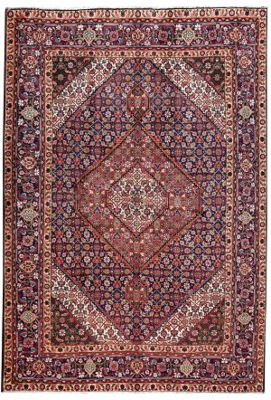 Unique Design Persian Carpet, 2x3m Tabriz Rug DR456-5466
