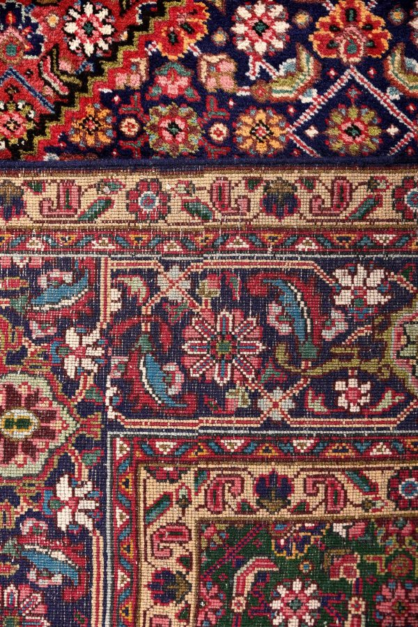 Unique Design Persian Carpet, 2x3m Tabriz Rug DR4565458