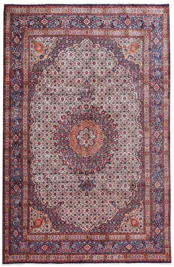 Handmade MUD Persian Rug for sale DR302-5418