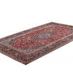Ardakan Persian Red Carpet – Kashan Rug DR455–5541