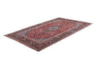 Ardakan Persian Red Carpet - Kashan Rug DR455--5541