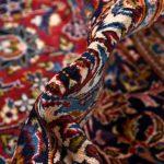 Ardakan Persian Red Carpet – Kashan Rug DR455-5546