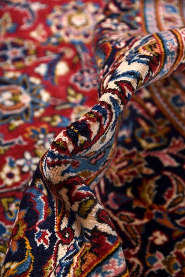 Ardakan Persian Red Carpet - Kashan Rug DR455-5546