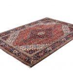 Persian red rug – 2×3 meters Tabriz rug – DR461-5528