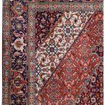 Persian red rug – 2×3 meters Tabriz rug – DR461-5537