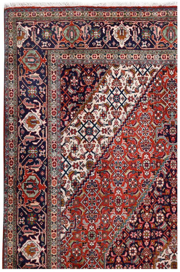 Persian red rug - 2x3 meters Tabriz rug - DR461-5537