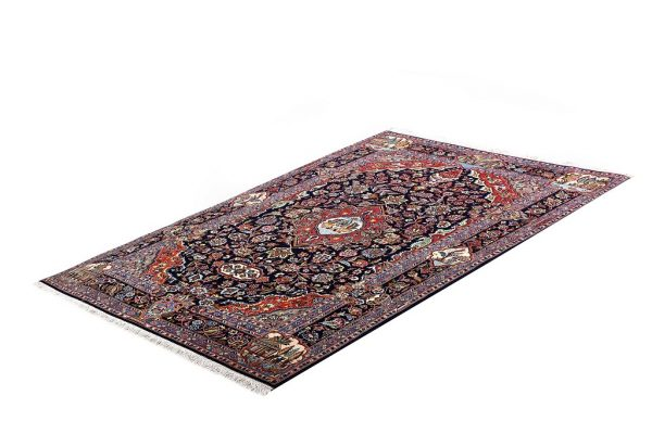 Small Kurk High Quality Oriental Rug DR464-5552