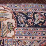 Small Kurk High Quality Oriental Rug DR464-5553